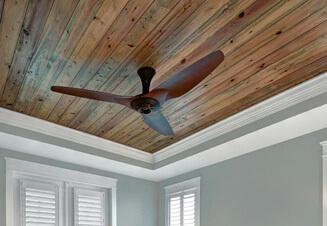 Haiku – большой потолочный вентилятор производства США. Гарантия – от 2 лет.