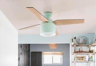 Hunter – большой потолочный вентилятор производства США. Гарантия - от 5 лет.